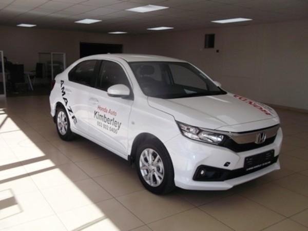 2020 Honda Amaze 1.2 Comfort CVT Northern Cape Kimberley_0