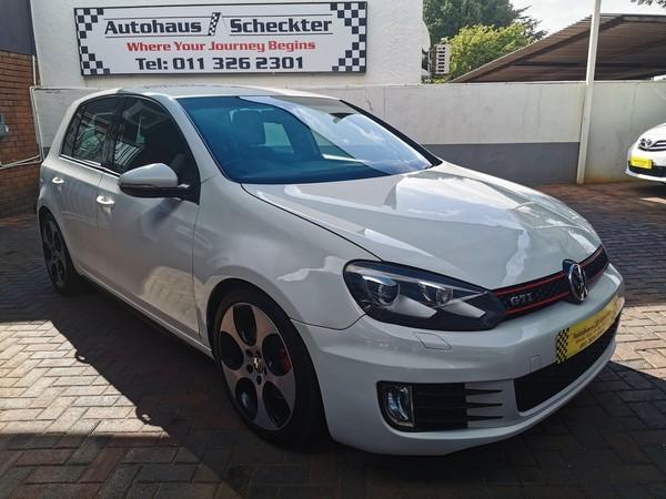2011 Volkswagen Golf Vi Gti 2.0 Tsi  Gauteng Randburg_0
