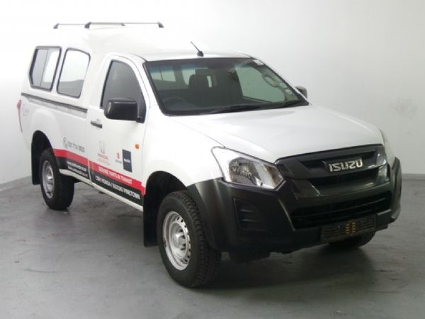 2020 Isuzu D-MAX 250C Fleetside Single Cab Bakkie Kwazulu Natal Pinetown_0