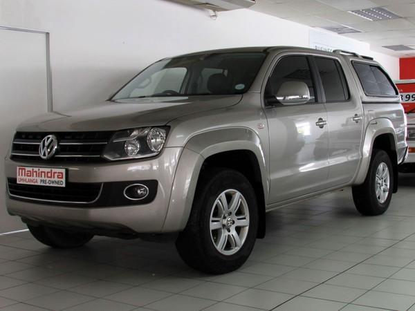 2014 Volkswagen Amarok 2.0 Bitdi Highline 132kw Dc Pu  Kwazulu Natal Umhlanga Rocks_0
