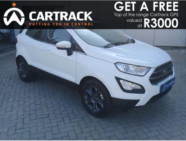 2019 Ford EcoSport 1.0 Ecoboost Trend Auto Gauteng Krugersdorp_0