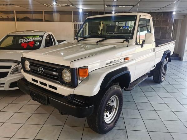 1996 Toyota Land Cruiser Petrol Pu Sc  Gauteng Edenvale_0
