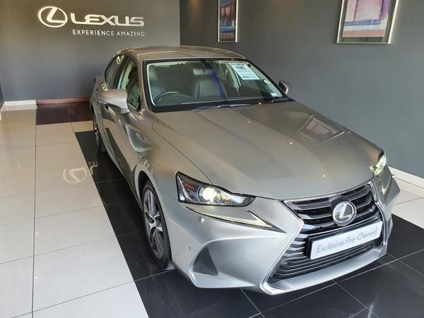 2020 Lexus IS 200T EX Gauteng Boksburg_0