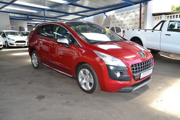 2012 Peugeot 3008 1.6 Thp Premium  Gauteng Johannesburg_0