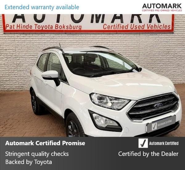 2019 Ford EcoSport 1.0 Ecoboost Trend Auto Gauteng Boksburg_0