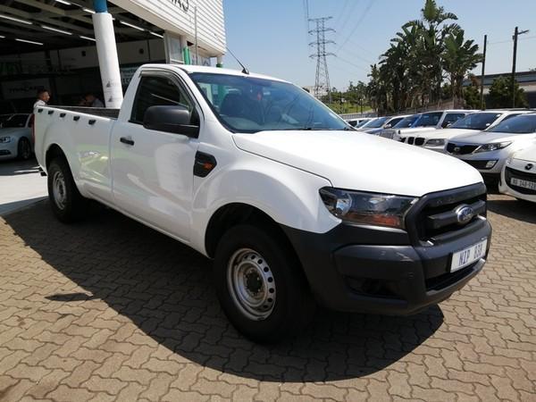 2017 Ford Ranger 2.2TDCi LR Single Cab Bakkie Kwazulu Natal Pinetown_0