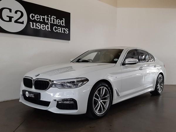 2018 BMW 5 Series 520d M Sport Gauteng Roodepoort_0
