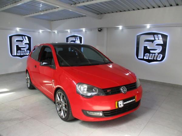 2013 Volkswagen Polo Vivo 1.6 Gt 3dr Western Cape Cape Town_0