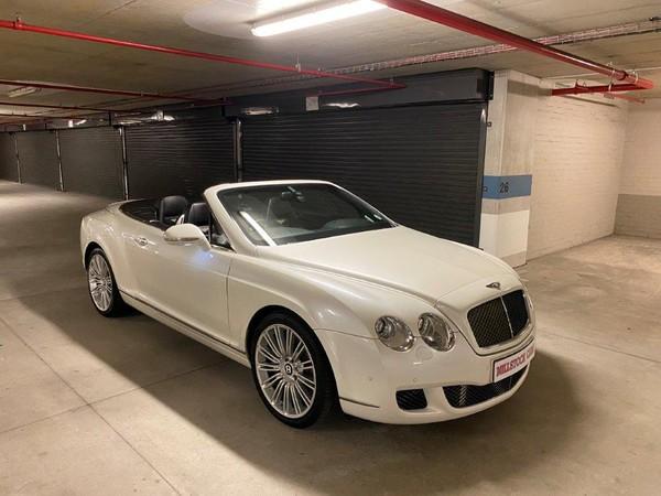 2010 Bentley Continental Gt Convert Speed  Western Cape Cape Town_0