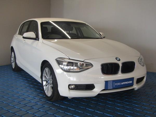 2015 BMW 1 Series 118i 5DR f20 Gauteng Kempton Park_0