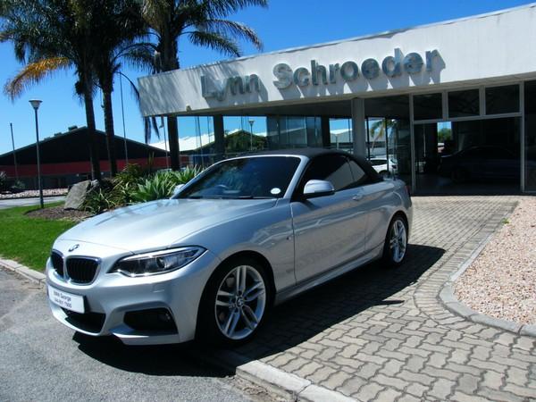 2016 BMW 2 Series 220i Convertible M Sport Auto F23 Western Cape George_0