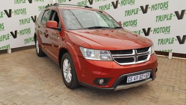 2013 Dodge Journey 3.6 V6 Sxt At  Gauteng Pretoria_0