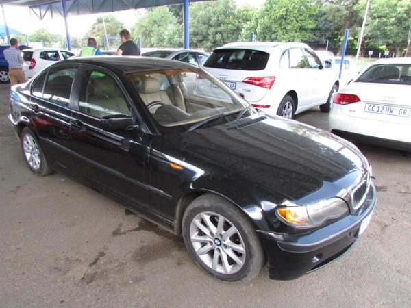 2004 BMW 3 Series D e46  Gauteng Boksburg_0