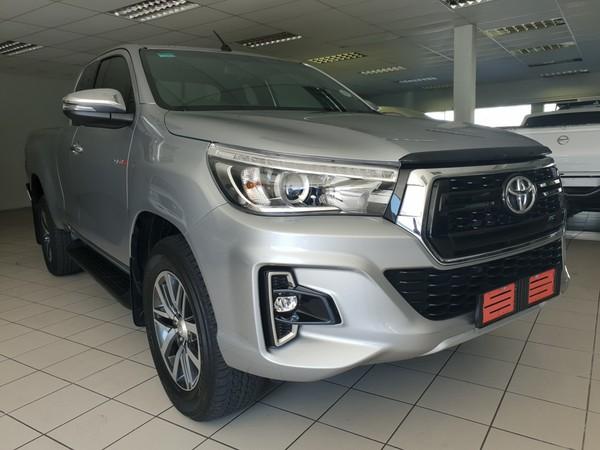 2018 Toyota Hilux 2.8 GD-6 RB Raider Auto PU ECAB Western Cape Worcester_0