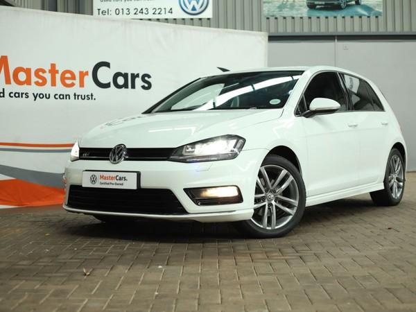 2017 Volkswagen Golf VII 1.4 TSI Comfortline DSG Mpumalanga Secunda_0