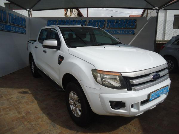 2012 Ford Ranger 2.2tdci Xls Pu Dc  Western Cape Somerset West_0
