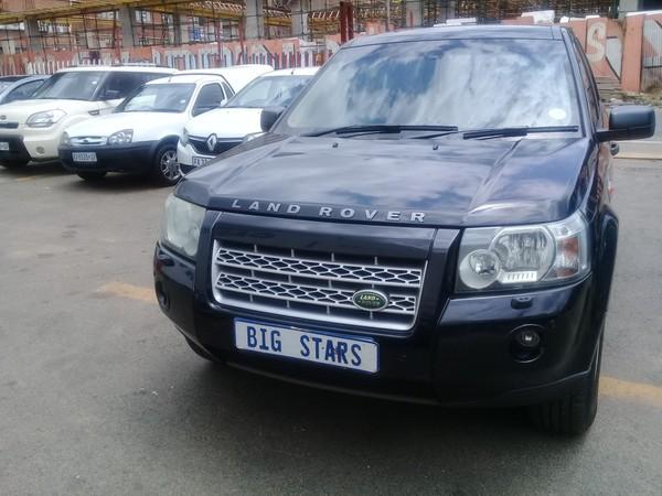 2007 Land Rover Freelander Ii 3.2 I6 Se At  Gauteng Johannesburg_0