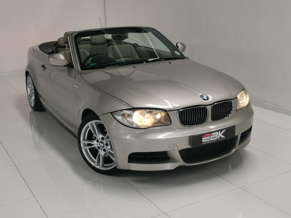 2010 BMW 1 Series 135i Convertible At  Gauteng Rosettenville_0