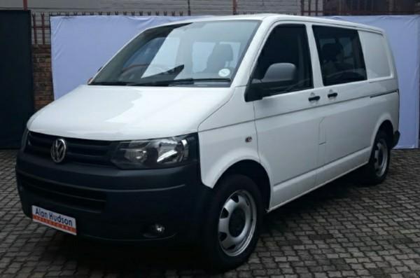 2015 Volkswagen Transporter T5 Cbus 2.0 Bitdi Swb 132 Kw Fc Pv  Mpumalanga Nelspruit_0