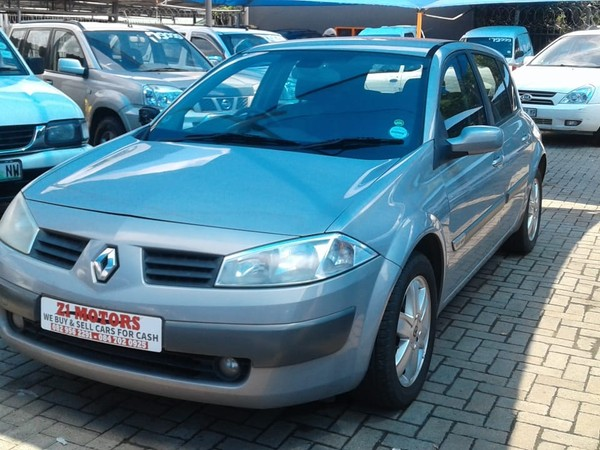2004 Renault Megane 1.6 Classic Expression  North West Province Brits_0