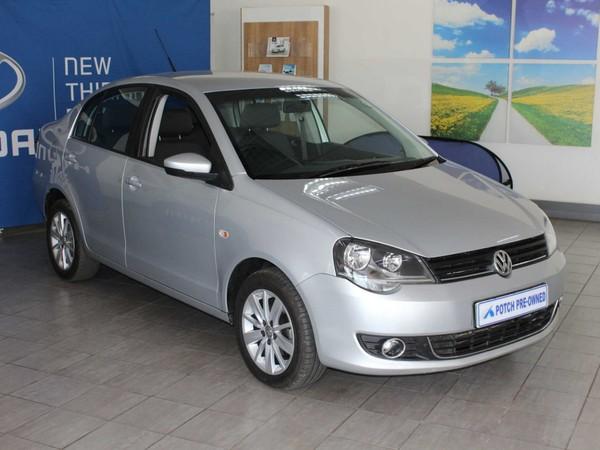 2017 Volkswagen Polo Vivo GP 1.6 Comfortline North West Province Potchefstroom_0