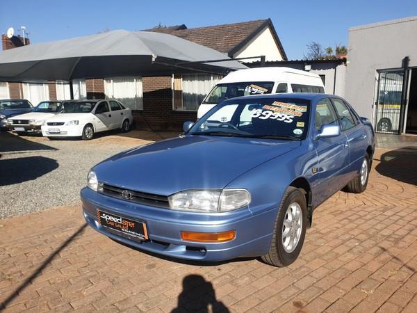 1995 Toyota Camry 220 Sei  Gauteng Boksburg_0