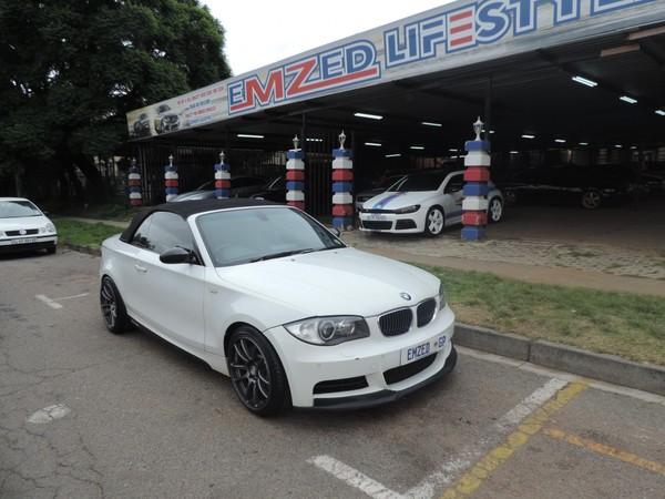 2009 BMW 1 Series 135i Convert Sport At  Gauteng Benoni_0