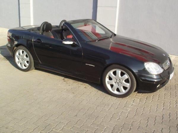 2000 Mercedes-Benz SLK-Class Slk 200 Kompressor At  Gauteng Randburg_0