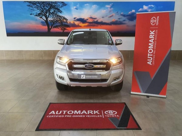 2017 Ford Ranger 3.2TDCi XLT Auto Double Cab Bakkie Limpopo Naboomspruit_0