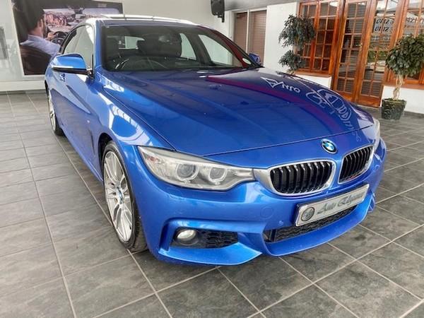2015 BMW 4 Series 435i Gran Coupe M Sport Auto Gauteng Pretoria_0