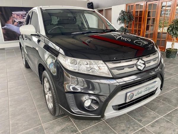 2016 Suzuki Vitara 1.6 GL  ALLGRIP Gauteng Pretoria_0