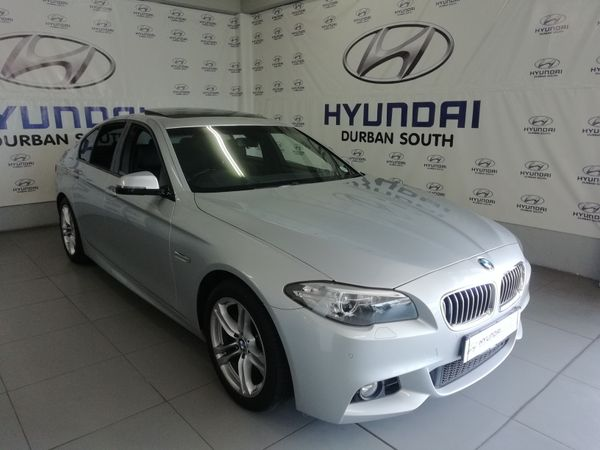 2015 BMW 5 Series 520D Auto M Sport Kwazulu Natal Durban_0