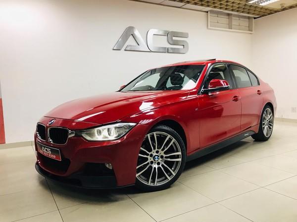 2014 BMW 3 Series 320i M-PERFORMANCE ED MSPORT AUTO  Gauteng Benoni_0