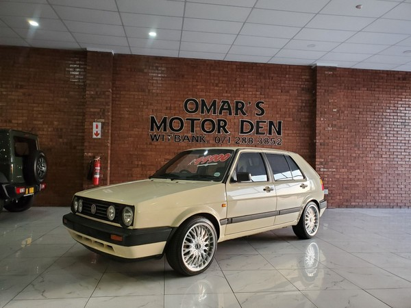 1992 Volkswagen Golf 3 Gsx 1.8 At  Mpumalanga Witbank_0