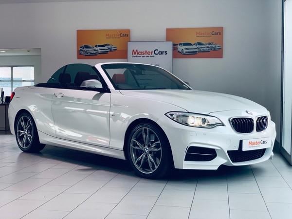 2016 BMW 2 Series M240 Convertible Auto Gauteng Randburg_0