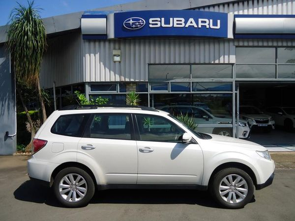 2012 Subaru Forester 2.5 Xs  Kwazulu Natal Pietermaritzburg_0