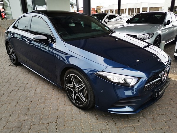 2020 Mercedes-Benz A-Class A200 4-Door Gauteng Pretoria_0
