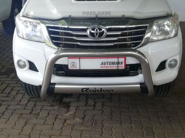 2012 Toyota Hilux 3.0d-4d Raider Xtra Cab 4x4 Pu Sc  Free State Ladybrand_0
