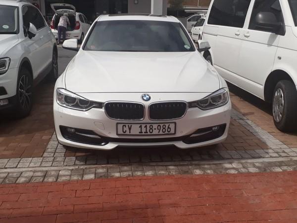 2012 BMW 3 Series 320d M Sport Line At f30  Western Cape Paarl_0