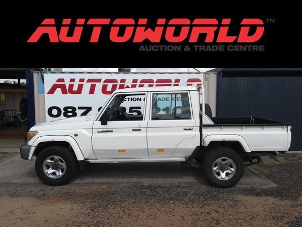 2015 Toyota Land Cruiser 79 4.2d Pu Dc  Gauteng Pretoria_0