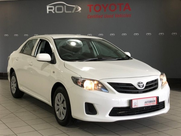 2019 Toyota Corolla Quest 1.6 Western Cape Somerset West_0