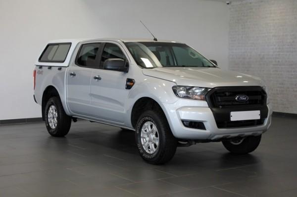 2018 Ford Ranger 2.2TDCi XL 4X4 Double Cab Bakkie Free State Bloemfontein_0