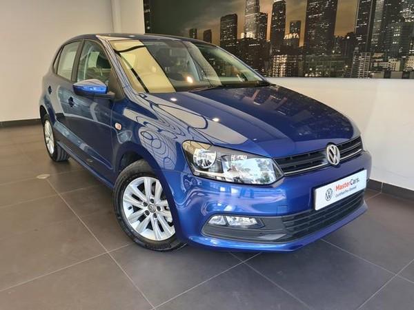 2020 Volkswagen Polo Vivo 1.4 Comfortline 5-Door Free State Bloemfontein_0