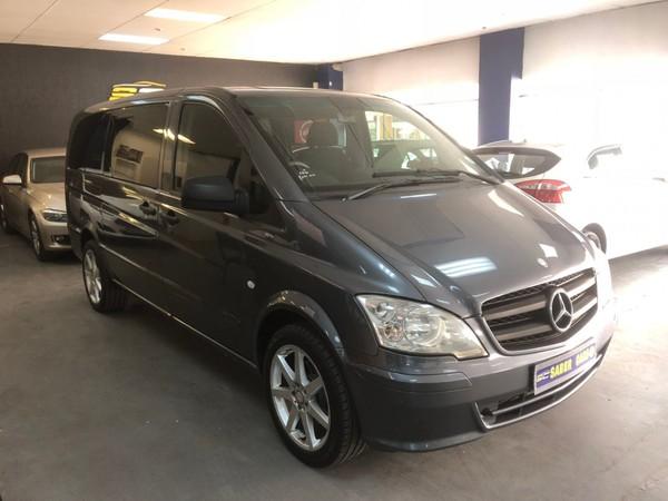 2014 Mercedes-Benz Vito 116 Cdi Shuttle  Gauteng Benoni_0