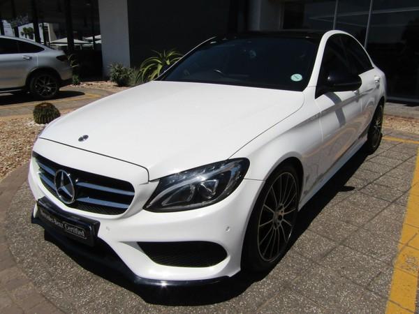 2017 Mercedes-Benz C-Class C250 Bluetec AMG Line Auto Mpumalanga Witbank_0