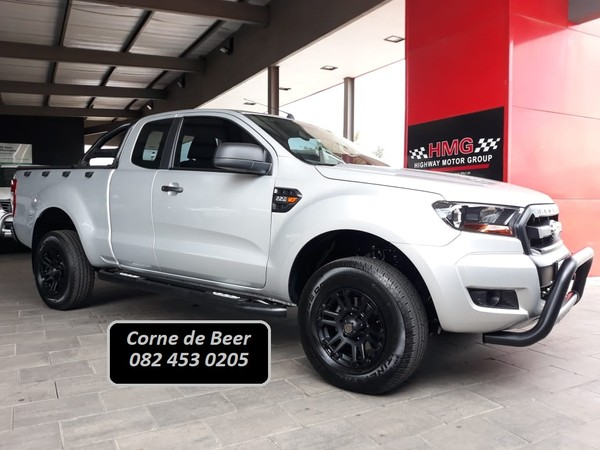 2019 Ford Ranger 2.2TDCi XL PU SUPCAB North West Province Klerksdorp_0