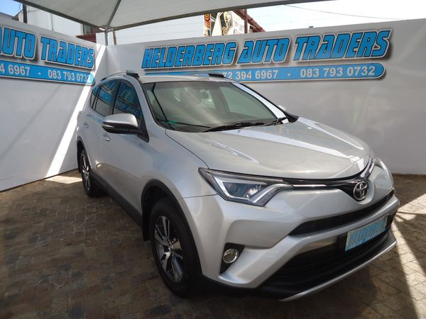 2016 Toyota Rav 4 2.0 GX Auto Western Cape Somerset West_0