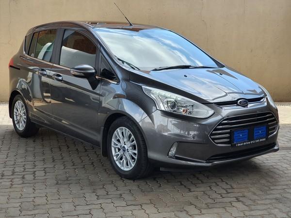 2016 Ford B-Max 1.0 Ecoboost Titanium Gauteng Pretoria_0