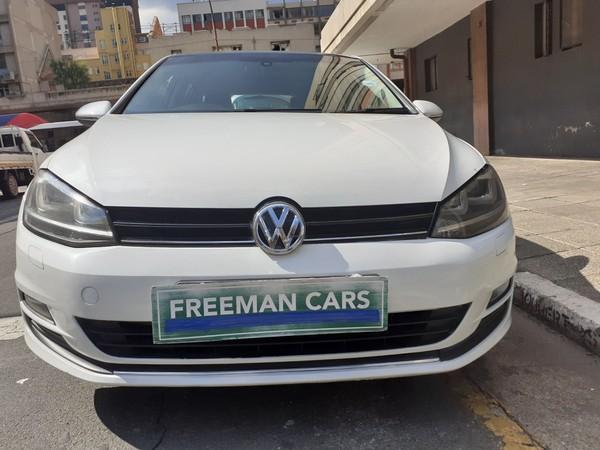 2014 Volkswagen Golf VI 1.4 TSI DSG Cabriolet CLine Gauteng Johannesburg_0