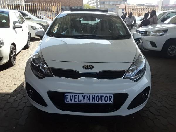 2014 Kia Rio 1.4 Tec 5dr  Gauteng Johannesburg_0